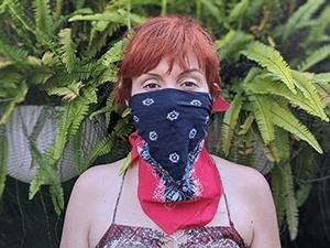 bandanna face mask covid-19