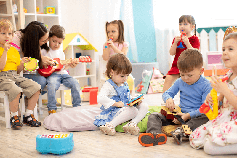 Difference Between Kindergarten and Preschool