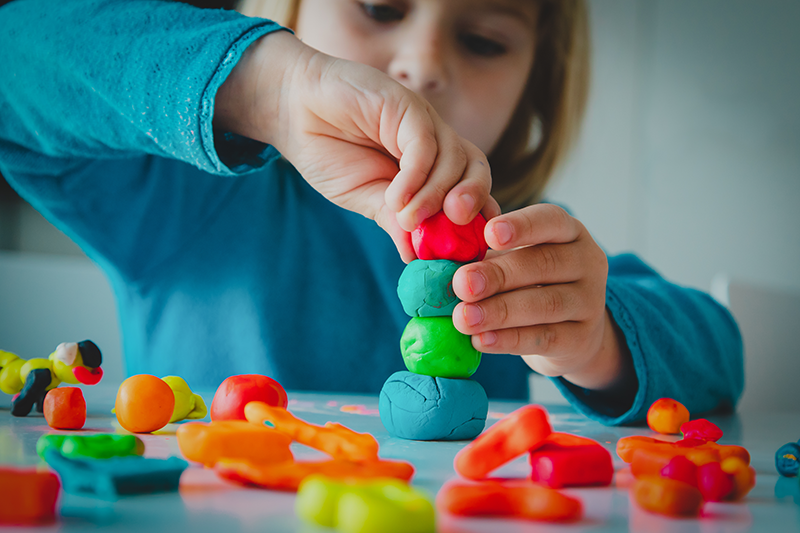 What Are Play-Based Learning Child Care Activities?
