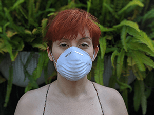 Standard Dust Face Mask Covid-19