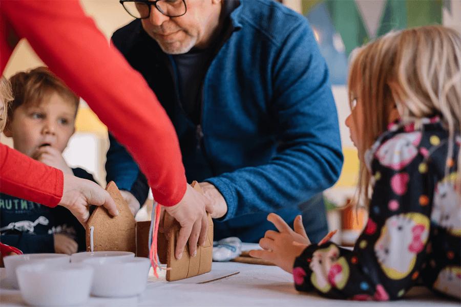 Why Raising Children Close to Grandparents has Scientific Benefits