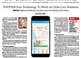 TOOTRiS Puts Technology To Work on Child Care Solutions