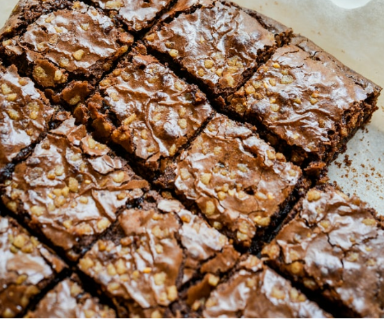Brownies are a great teacher gift