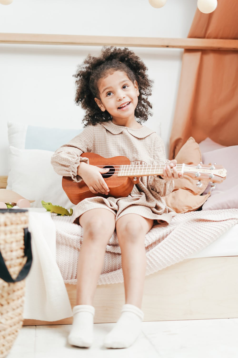 The Guitar is a Fun Instrument for Children to Learn