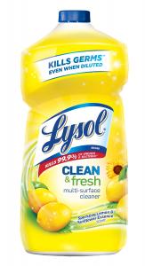 Lysol Clean