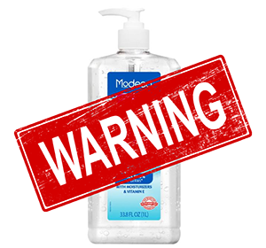 FDA Facts on Hand Sanitizers with Methanol, and Updated Manufacturer Recall  List
